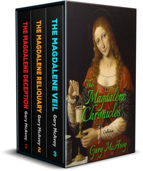 The Magdalene Chronicles Collection
